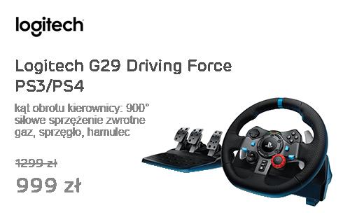 Logitech G29 Driving Force PS3/PS4