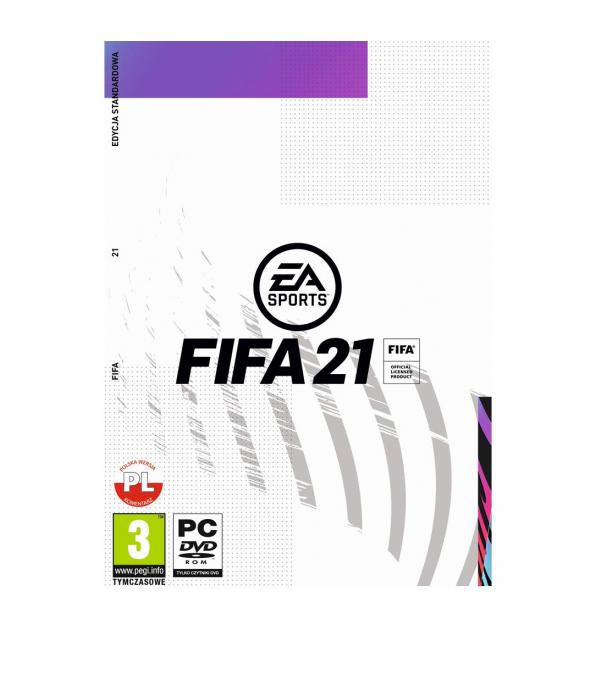 zgarnij grę FIFA 21 w przedsprzedaży