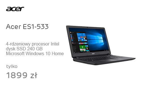 Acer ES1-533