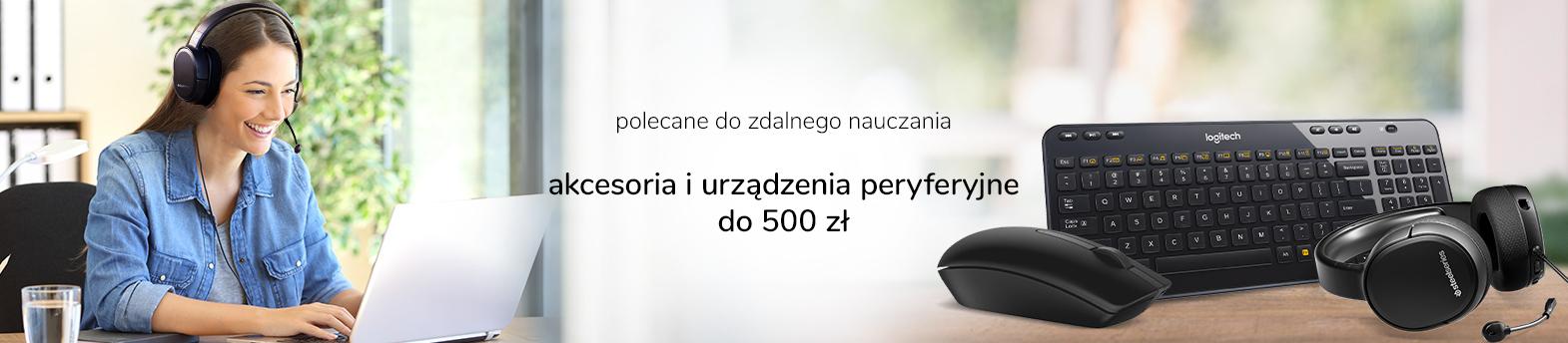 sprzęt do 500 zł