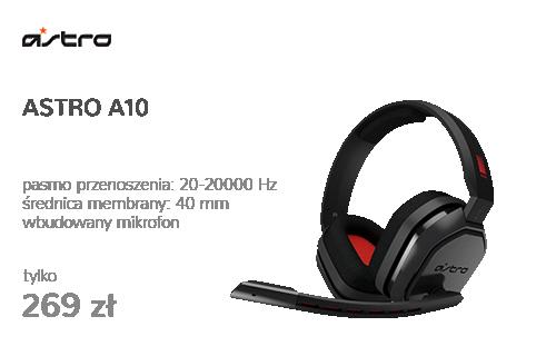 ASTRO A10 dla PC