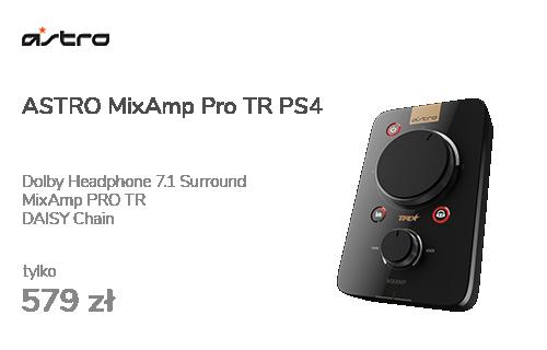 ASTRO MixAmp Pro TR PS4 czarny