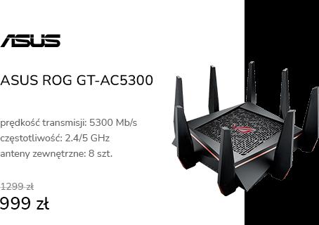 ASUS ROG GT-AC5300 (5300Mb/s a/b/g/n/ac, 2xUSB)