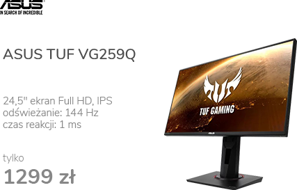 ASUS TUF VG259Q
