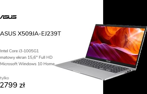 ASUS X509JA-EJ239T i3-1005G1/8GB/256/W10