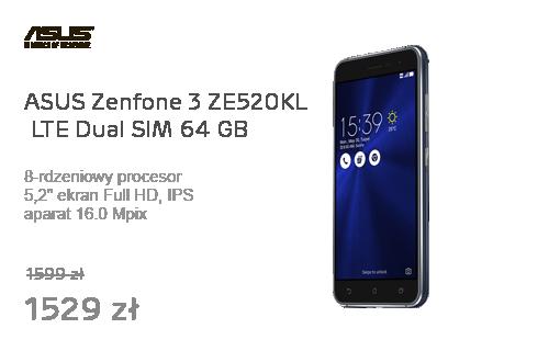 ASUS Zenfone 3 ZE520KL LTE Dual SIM 64 GB