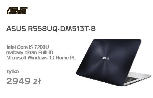 ASUS R558UQ-DM513T-8