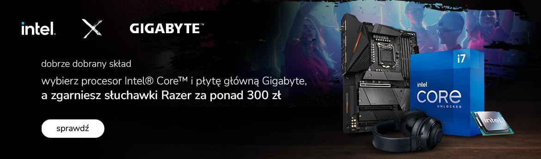 Intel x Gigabyte