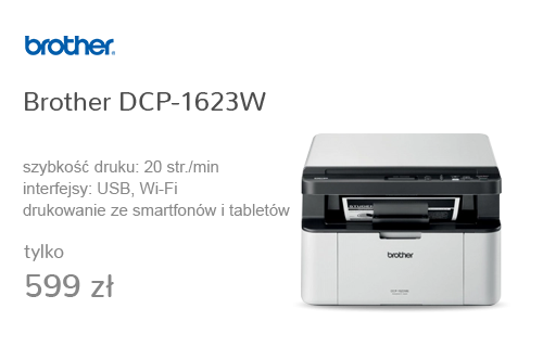 Brother DCP-1623W
