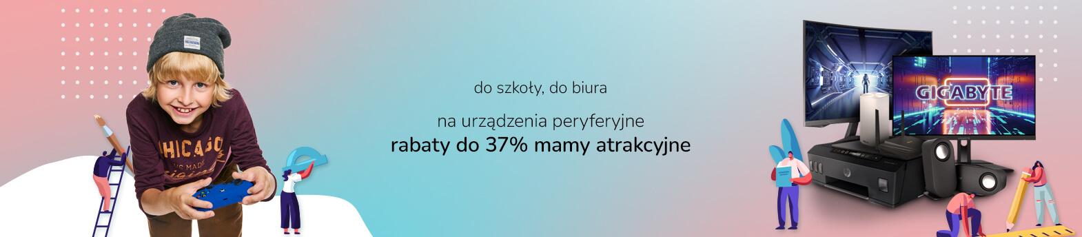 urządzenia peryferyjne do -37%