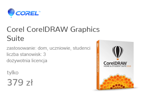 Corel CorelDRAW Graphics Suite Home