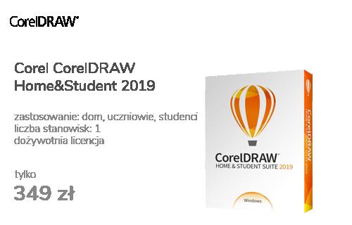 Corel CorelDRAW Home&Student 2019 PL