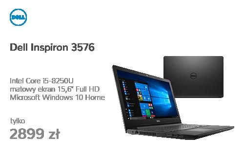 Dell Inspiron 3576 i5-8250U/8G/256/Win10 R520 FHD
