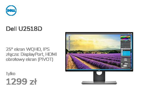 Dell U2518D (5ms, 8bit, HDR, HDMI 2.0)