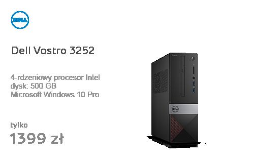 Dell Vostro 3252 N3150/4GB/500/10Pro