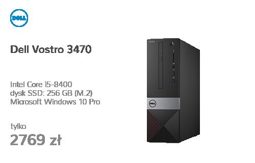 Dell Vostro 3470 i5-8400/8GB/256/10Pro