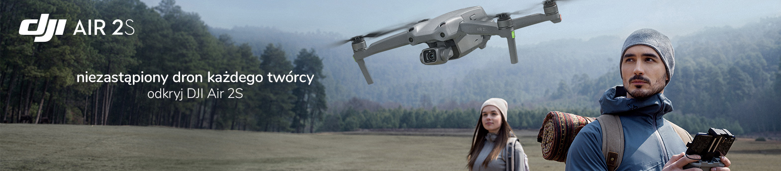 odkryj nowy DJI Air 2S