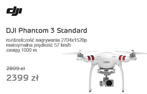 DJI Phantom 3 Standard biały