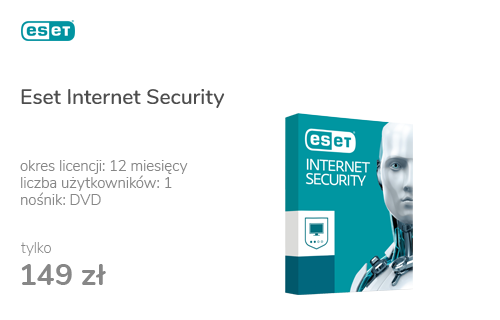 Eset Internet Security 1st. (12m.)