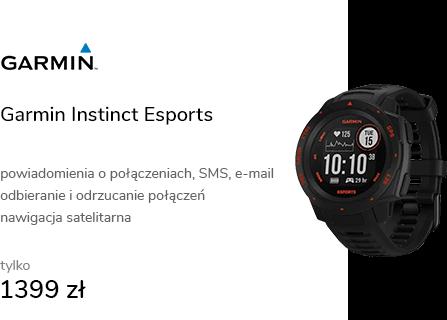 Garmin Instinct Esports