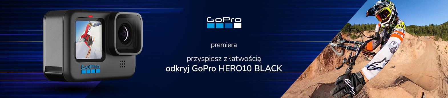 odkryj GoPro HERO10 BLACK