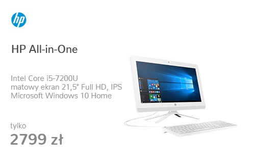 HP All-in-One i5-7200U/8GB/2TB/Win10 920MX FHD