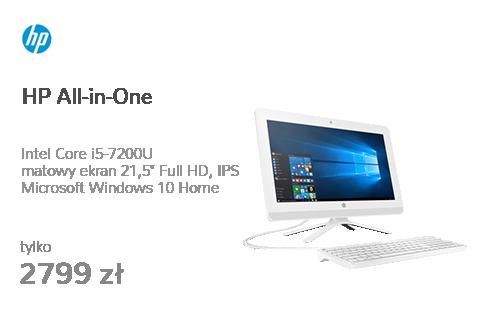 HP All-in-One i5-7200U/8GB/2TB/Win10 920MX FHD