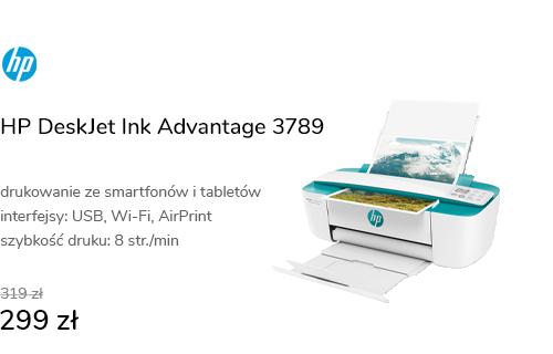 HP DeskJet Ink Advantage 3789
