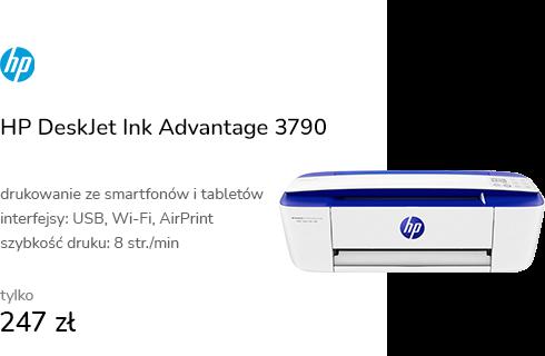 HP DeskJet Ink Advantage 3790