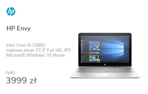 HP Envy i5-7200U/8GB/128SSD+1TB/Win10 GT940MX FHD
