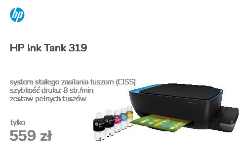 HP Ink Tank 319