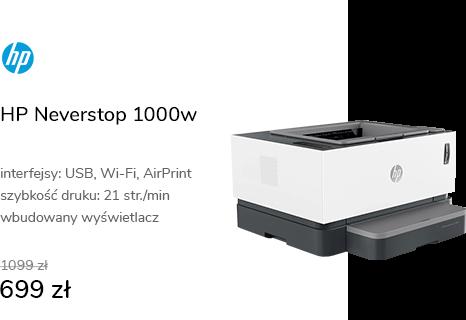 HP Neverstop 1000w