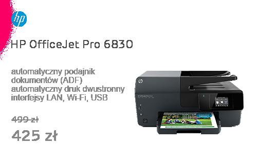 HP OfficeJet Pro 6830 (WIFI, LAN, ADF)