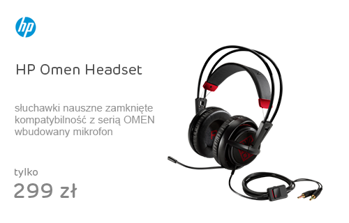 HP Omen Headset