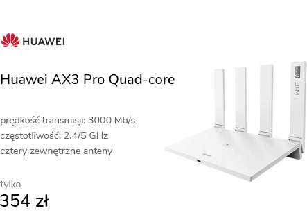 Huawei AX3 Pro Quad-core