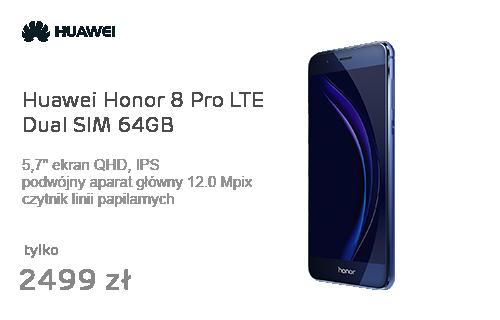 Huawei Honor 8 Pro LTE Dual SIM granatowy