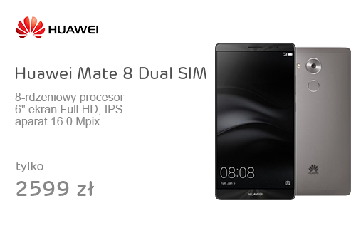 Huawei Mate 8 Dual SIM Space Gray