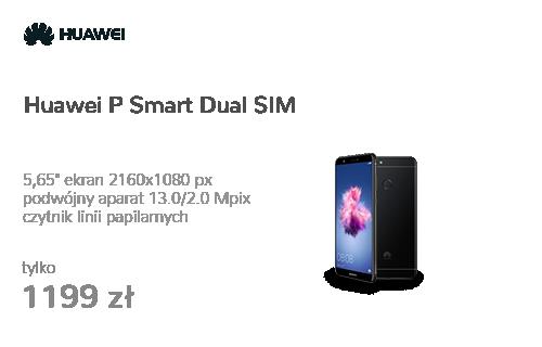 Huawei P Smart Dual SIM czarny