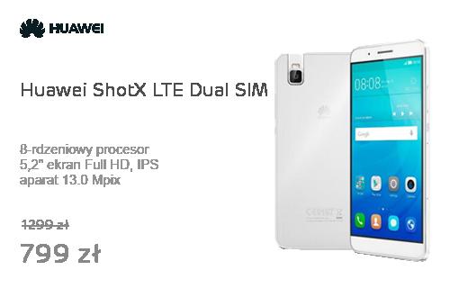 Huawei ShotX LTE Dual SIM