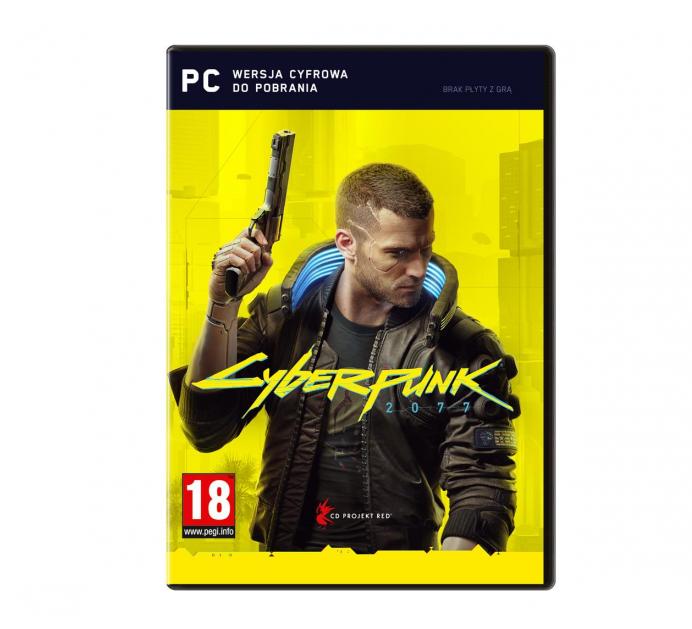 zgarnij grę Cyberpunk 2077 w przedsprzedaży
