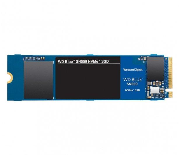 Wybierz Dysk SSD WD Blue - mocne serce twojego komputera.