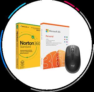 kup ten produkt wraz z Microsoft 365 Personal lub Family