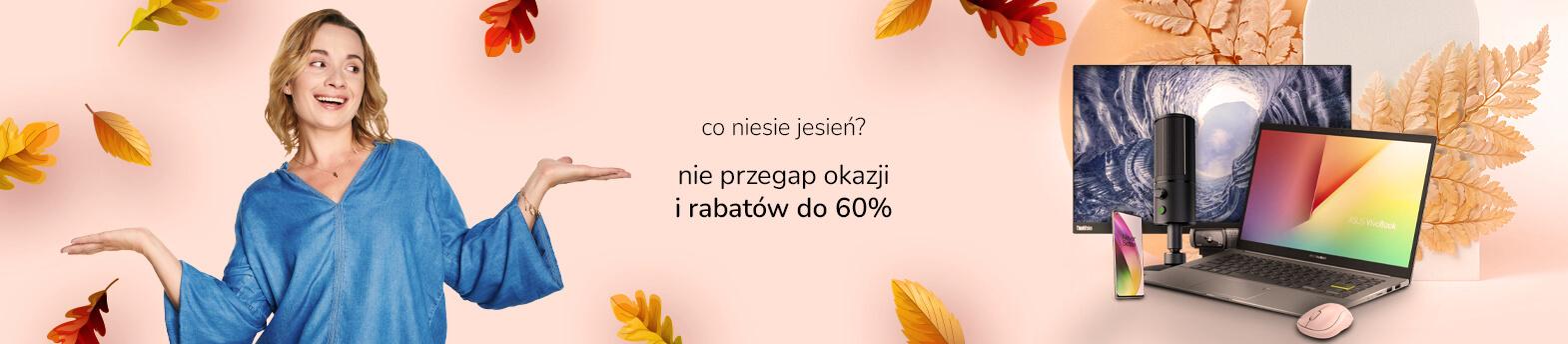 oszczędź nawet 60%