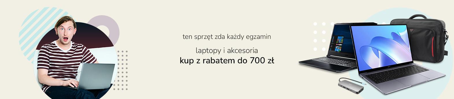 laptopy ze zniżką do 700 zł