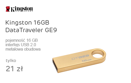 Kingston 16GB DataTraveler GE9