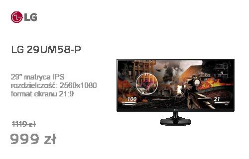 LG 29UM58-P