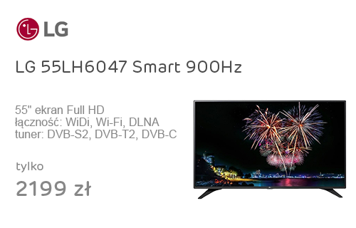 LG 55LH6047 Smart 900Hz