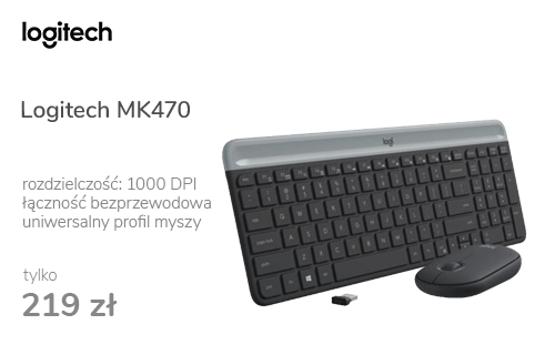 Logitech MK470