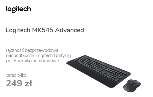 Logitech MK545 Advanced