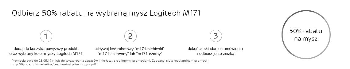 Logitech m171 rabat
